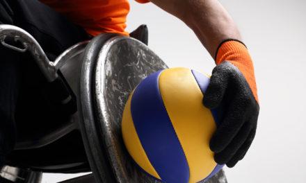 Sport pour tous – Le volley assis marque des points avec le VBPNiort.