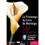 Salon littéraire – Le Printemps du Livre de Montaigu refleurit !