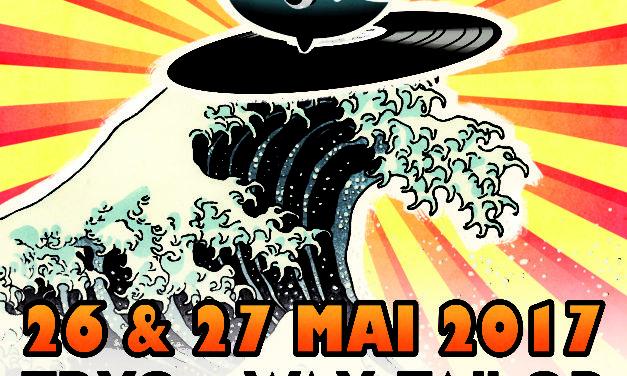 Festival – Ça planche pour la 7ème Vague!