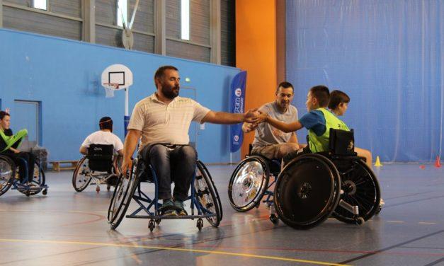 Sport – Hand-fauteuil : le sport en partage